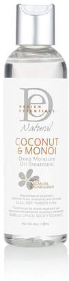 Design Essentials Coconut and Monoi Deep Moisture Oil Treatment - 4 oz.