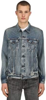 Levi's Vintage Washed Denim Trucker Jacket