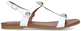 Carvela Leather Saz Sandals
