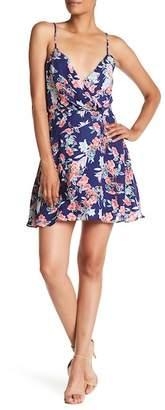 Parker Wrap Front Cami Dress