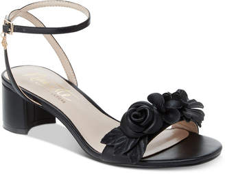 Nanette Lepore Nanette by Donna Dress Sandals, Created for Macy's