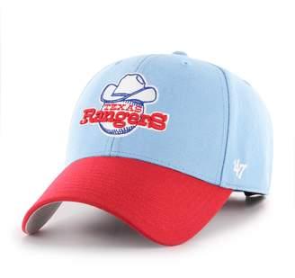 5de77a8097d51e '47 Adult New York Rangers Two-Toned MVP Hat · '