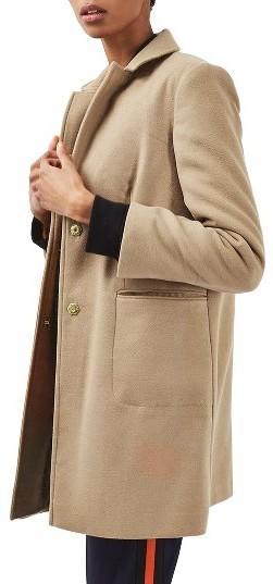 TopshopWomen's Topshop Meg Boyfriend Coat