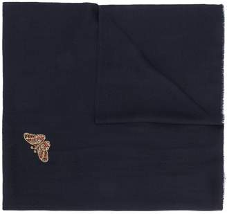 Janavi Butterflies scarf