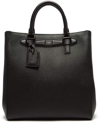 Dolce & Gabbana Large leather tote bag