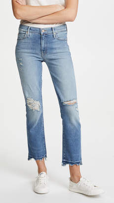 Mother Rascal Snippet Jeans