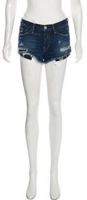 3x1 Denim Mini Shorts