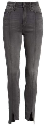 Sam Edelman The High Rise Stiletto Slit Ankle Jeans