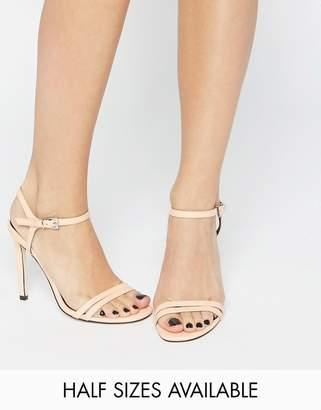 Asos HAPHAZARD Heeled Sandals