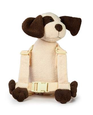 Gold Bug 2-in-1 Baby Harness Buddy - Puppy Ivory