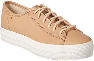 Keds Triple Kick Leather Sneaker