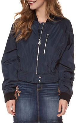 Dex Zip Pocket Bomber Jacket