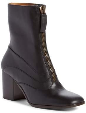 Chloé Qacey Square Toe Boot