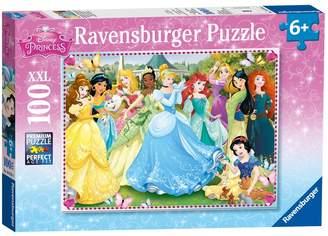 Ravensburger Girls Disney Princess XXL 100 Piece Jigsaw Puzzle