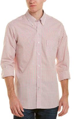J.Mclaughlin Westend Modern Fit Woven Shirt