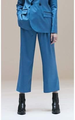 Veda Carole Trouser Blue