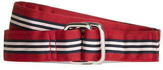 Brooks Brothers BB#1 Stripe Ribbon Belt