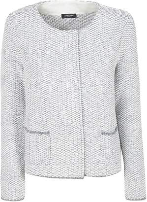 Anne Claire Anneclaire Patterned Cardigan