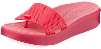 Donald J Pliner Bondi Platform Jelly Sandal