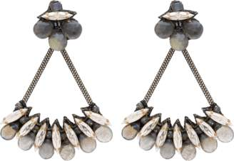 Deepa Gurnani Kirstie Earrings