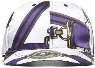 Versace Lion Belt Cap