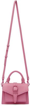 Versus Pink Mini Buckle Bag