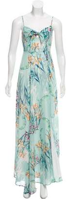 Yumi Kim Floral Maxi Dress w/ Tags