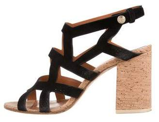 Givenchy Caged Heel Sandals