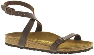 Birkenstock Women's Birkenstock, Daloa Low Heel Comfort Sandal 3.6 M