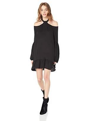 Jack by BB Dakota Junior's Future is Female Rayon Crepe Dress
