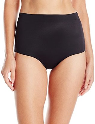 Warner's Women's Everyday Smoothing Natural Waist Shaping Brief $12.57 thestylecure.com