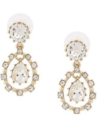 Marchesa gemstone drop earrings