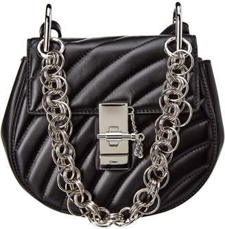 Chloé Drew Mini Bijou Leather Crossbody