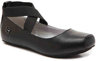 Jessica Simpson Madison Toddler & Youth Ballet Flat - Girl's