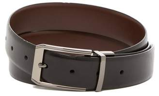 Original Penguin Love Triangle Leather Belt