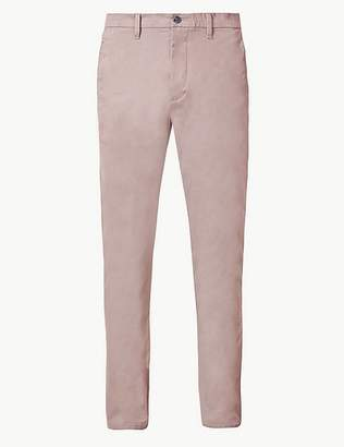 Marks and Spencer Skinny Fit Cotton Rich Chinos