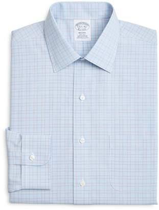 Brooks Brothers Overcheck Classic Fit Dress Shirt