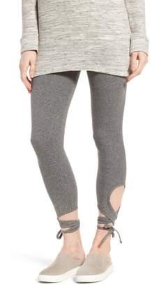Lysse High Rise Wrap Ankle Leggings