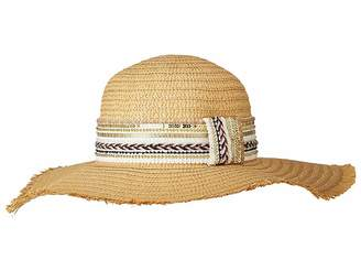 Steve Madden Gold Rush Floppy Hat Caps