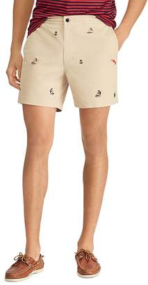 Polo Ralph Lauren Patterned Classic Fit Prepster Shorts