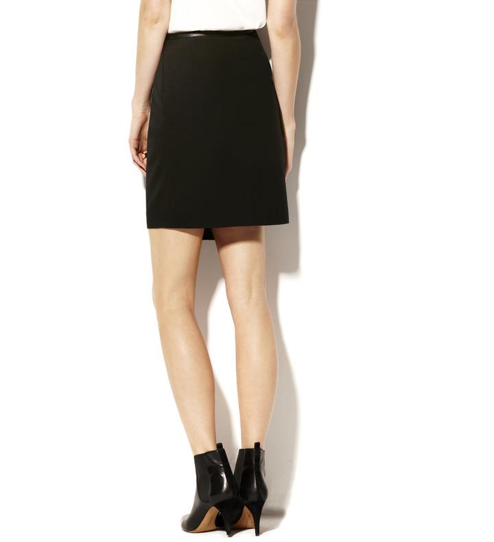 Vince Camuto Envelope Skirt