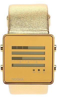 Nooka Zenh Gold Watch