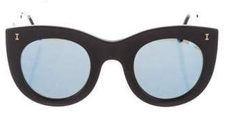 Illesteva Boca 2 Tinted Sunglasses w/ Tags