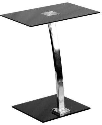 Offex Glass Standing Desk Offex