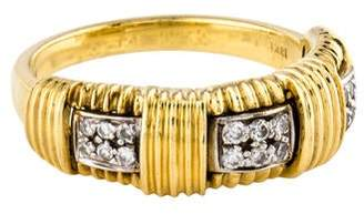 Roberto Coin 18K Diamond Appassionata Ring