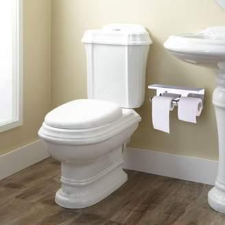 Fosa Wall Mounted Tissue HolderTissue Holder,Wall Mounted Tissue Holder, SUS304 Stainless Steel Bathroom Toilet Paper Holder with Mobile Pho