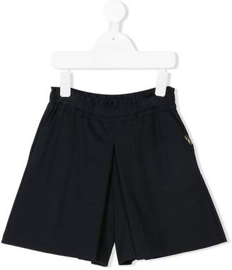 Liu Jo Kids pleated shorts