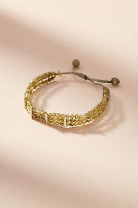 Anthropologie Linden Beaded Stack Bracelet