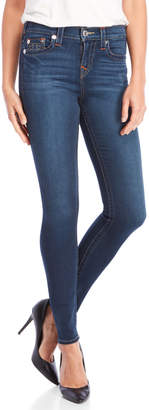 True Religion High-Rise Super Skinny Jeans