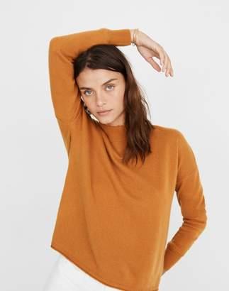Madewell Cashmere Mockneck Sweater